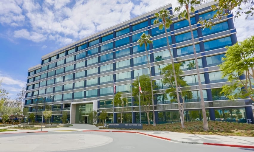 Torrance, CA Office Locations For Lease - Barrister Executive Suites