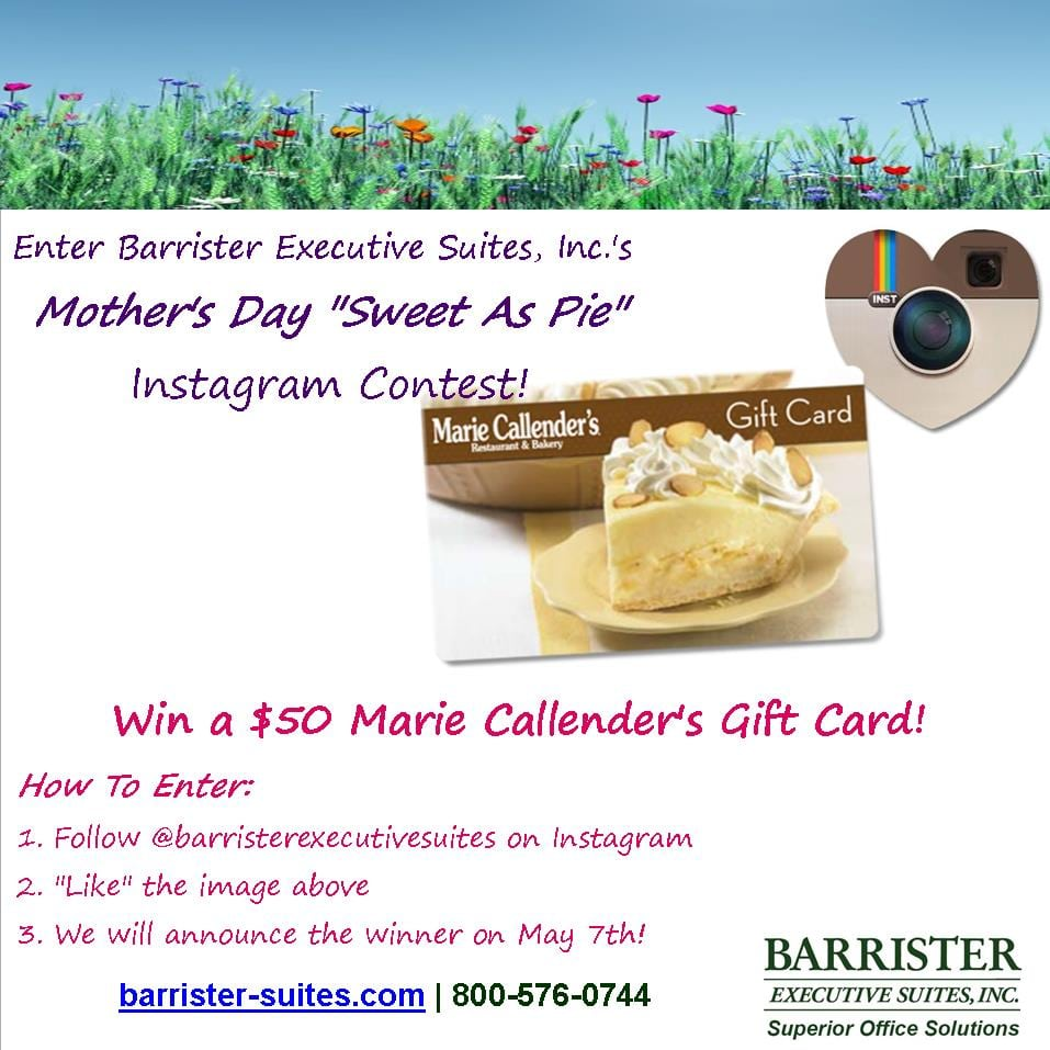 mothers day instagram contest