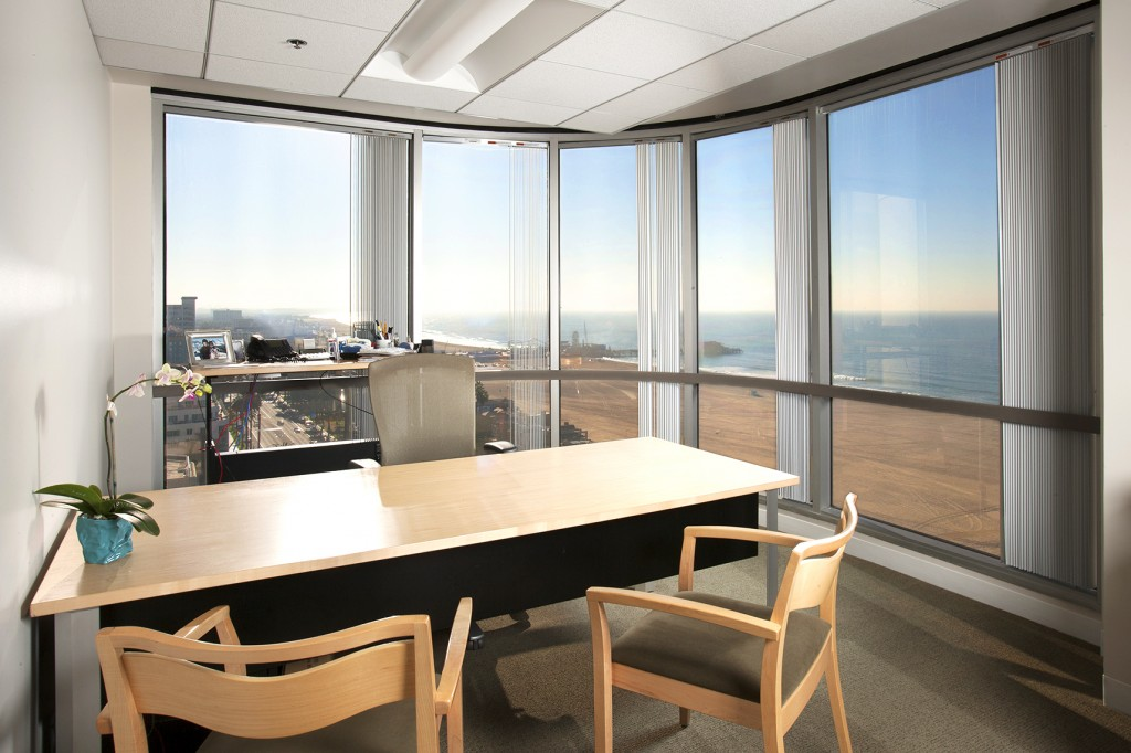 Barrister Suites office rentals in Santa Monica