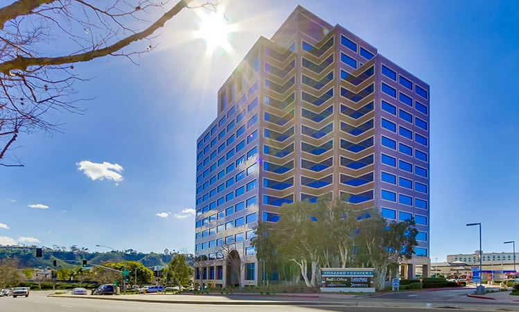 Mission Valley, San Diego Office Locations For Lease - Barrister Executive Suites