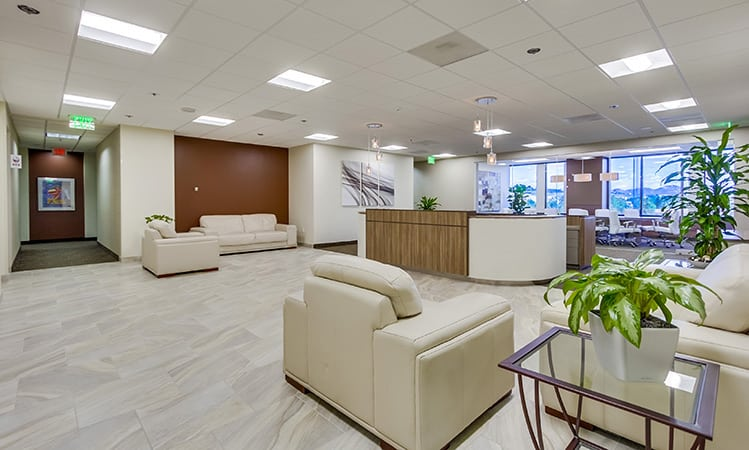 Mission Valley, San Diego Office Space For Lease - Barrister Executive Suites