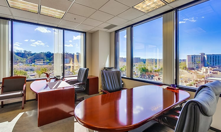 Mission Valley, San Diego Office Rental - Barrister Executive Suites