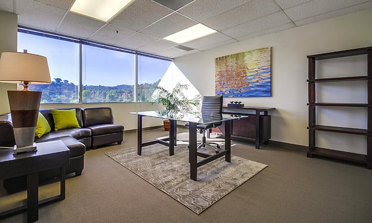 Encino, CA Office For Lease - Barrister Executive Suites