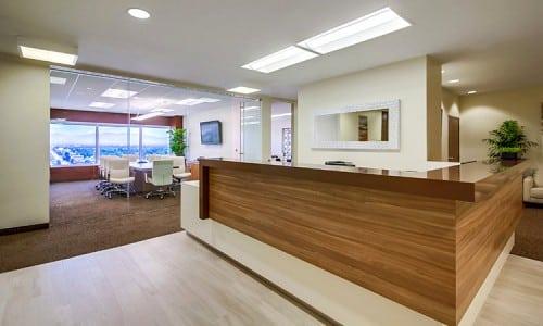 Sherman Oaks Comerica Bank Building on Ventura Blvd