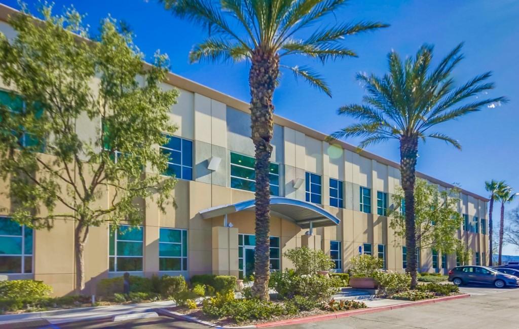 Barrister Executive Suite Valencia Location